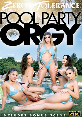 Pool Party Orgy Image