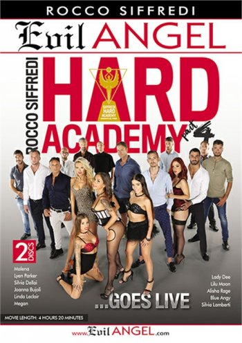 Rocco Siffredi Hard Academy Part 4 . . . Goes Live Image
