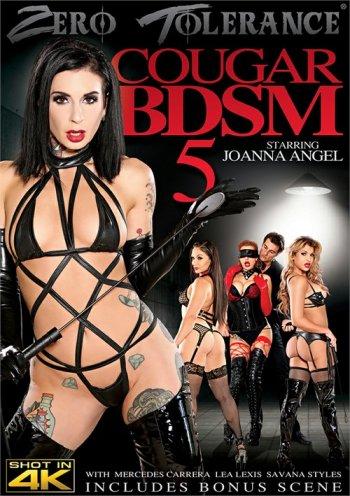 Cougar BDSM 5 Image