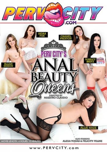 Perv City's Anal Beauty Queens Image