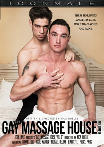 Gay Massage House Volume 6 Image
