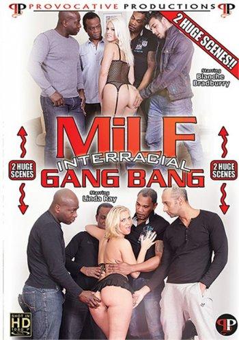 Milf Interracial Gang Bang Image