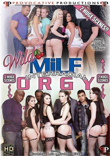 Wild Milf Interracial Orgy Image