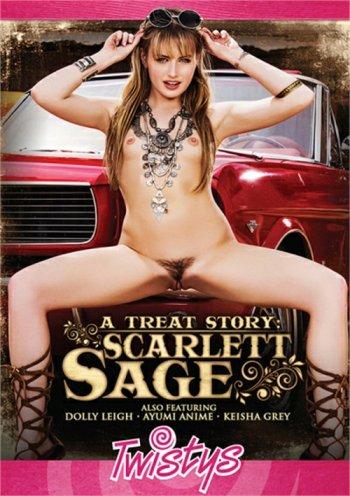 Treat Story, A: Scarlett Sage Image
