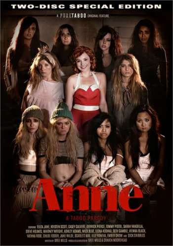 Anne: A Taboo Parody Image
