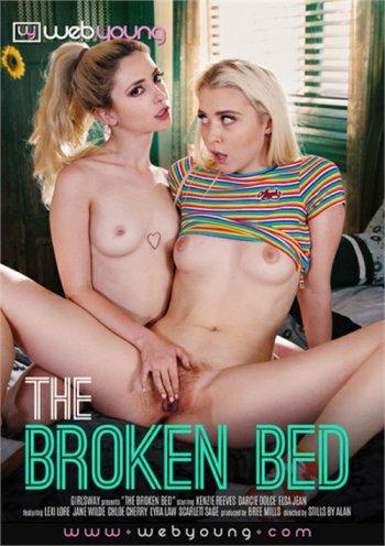 Broken Bed, The Image