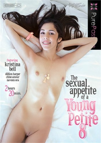 Sexual Appetite Of A Young Petite 8, The Image