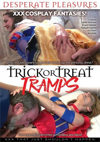 Trick Or Treat Tramps Image