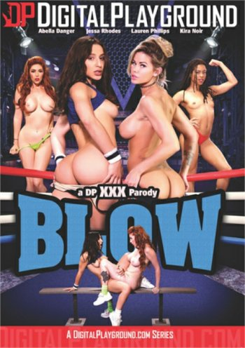 Blow: A DP XXX Parody Image