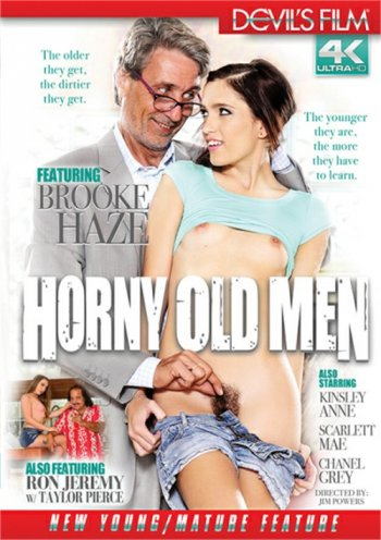 Horny Old Men Image