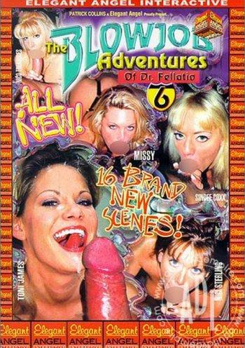 Blowjob Adventures of Dr. Fellatio #6, The Image
