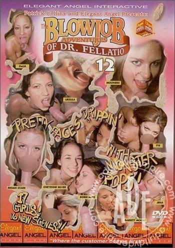 Blowjob Adventures of Dr. Fellatio #12, The Image