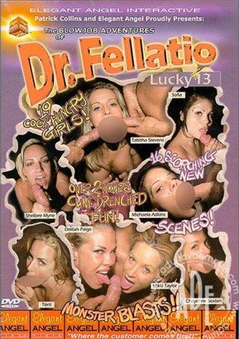 Blowjob Adventures of Dr. Fellatio #13, The Image