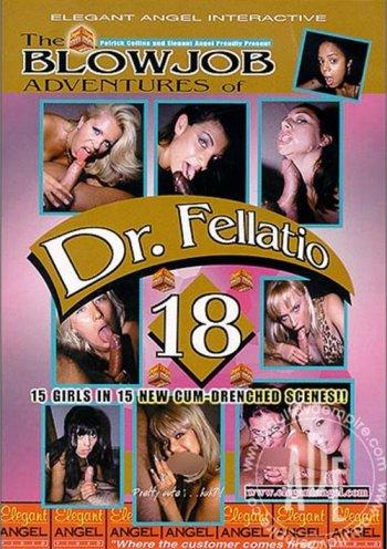 Blowjob Adventures of Dr. Fellatio #18, The Image