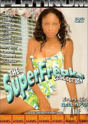 Superfreaks Collection, The Image