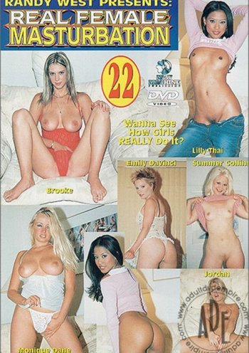 Real Female Masturbation #22 Image