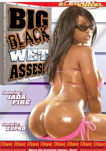 Big Black Wet Asses! Image
