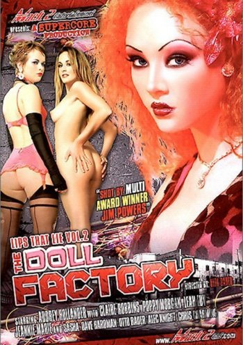 Lips That Lie Vol. 2: The Doll Factory Image