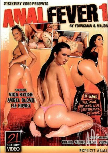 ass fever hole ryder vica