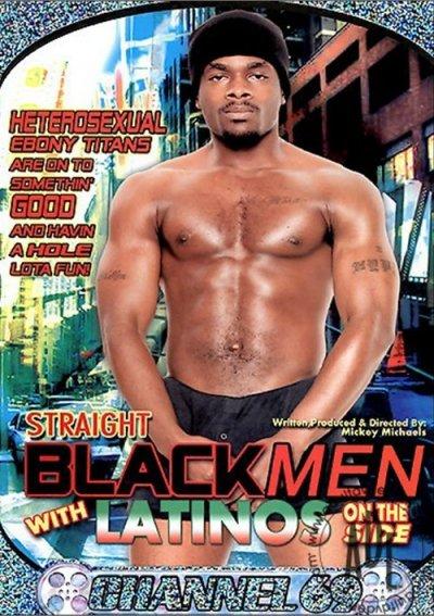 Straight black porn
