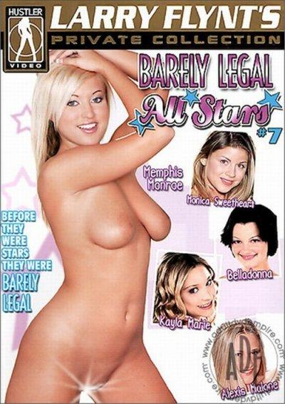 hustler barely legal porno stars