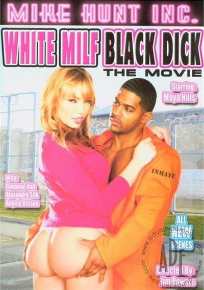 stor svart Dick vid