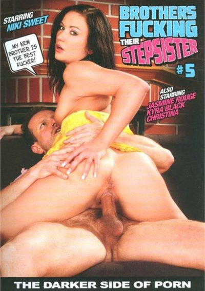 Brothers Fucking Their Stepsister #5