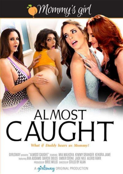Kimmy granger and kendra james in almost caught full