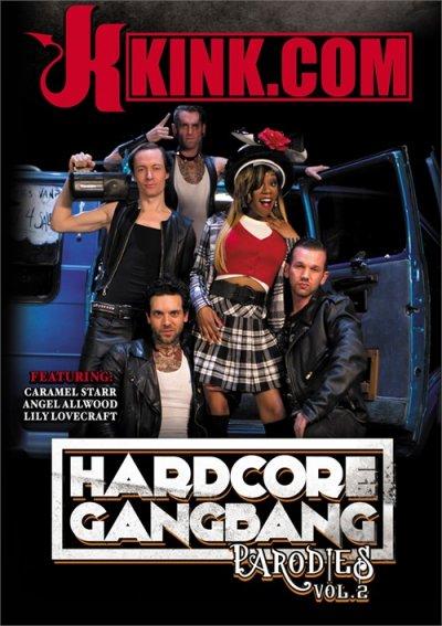 Streaming hardcore gangbang