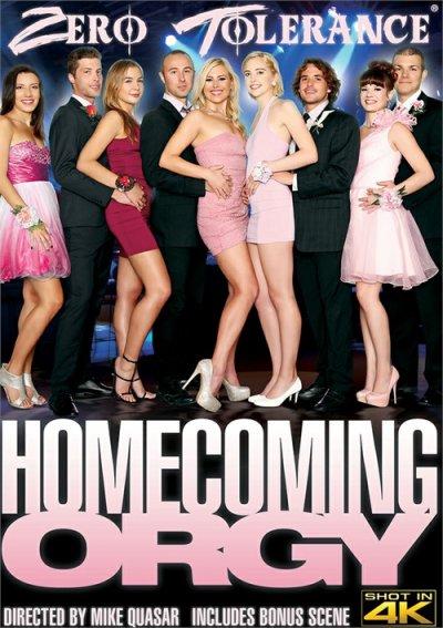 Homecoming Orgy