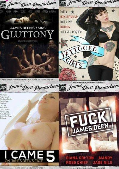 James Deen Productions: 4-Pack #5