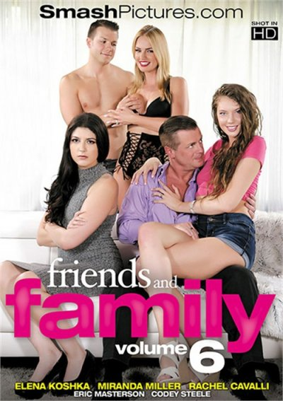 Friends Porn Parody - Friends And Family 6 streaming video at Porn Parody Store with free  previews.