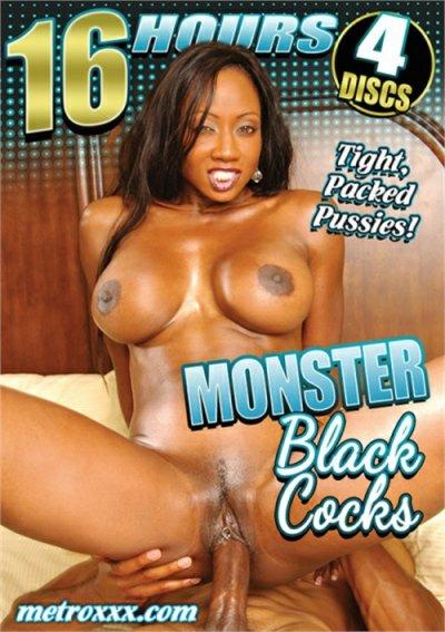 Monster Black Cocks - 16 Hours