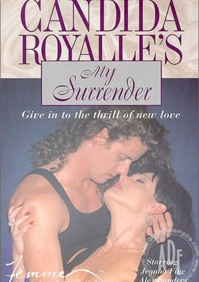 Candida Royalle's My Surrender