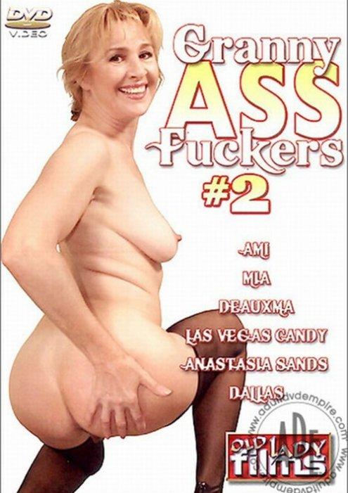 Granny Ass Fuckers #2