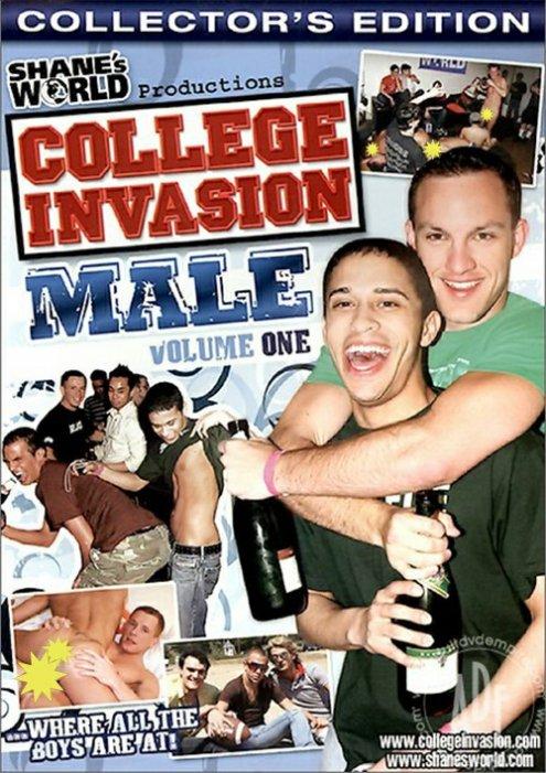 College Invasion Male Vol. 1