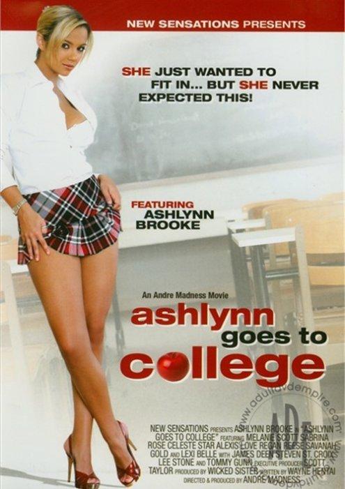 Ashlynn Goes To College
