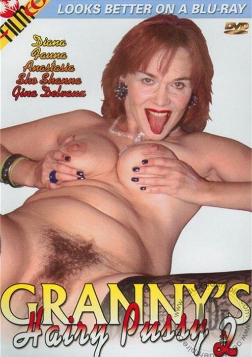 Granny's Hairy Pussy #2