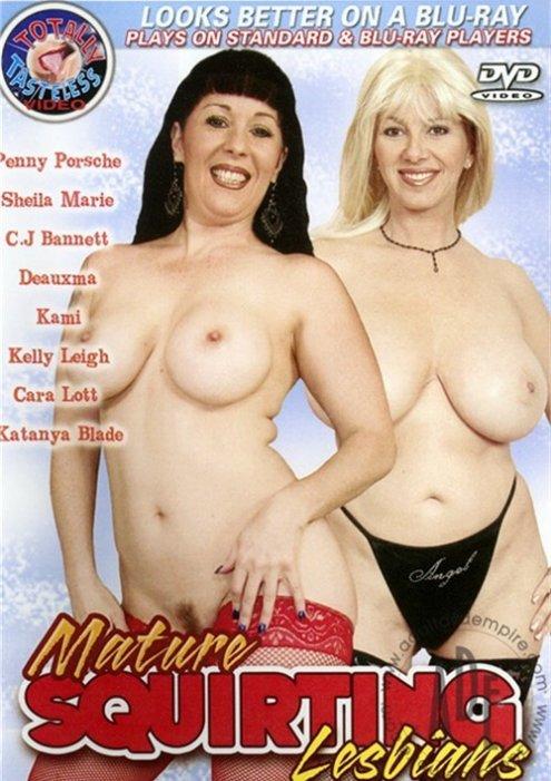 Mature Squirting Lesbians