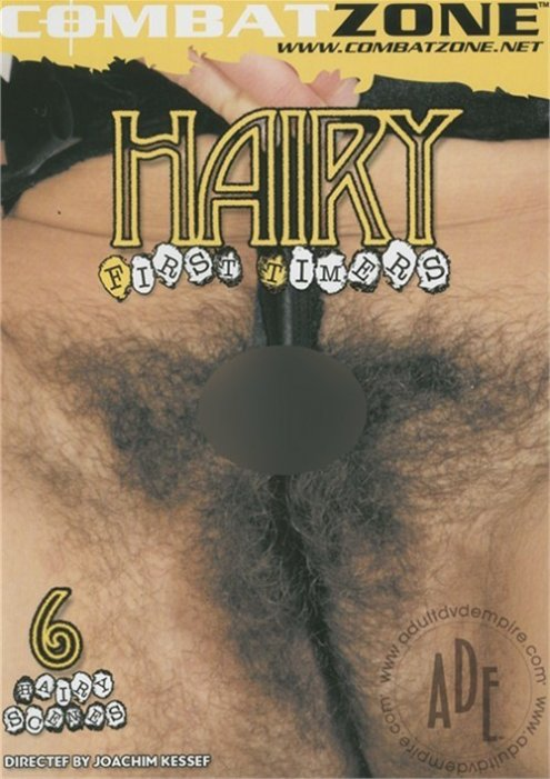Hairy First Timers