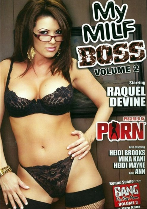 MILF Boss Porn