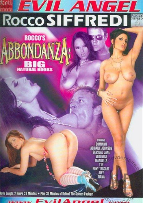 Rocco's Abbondanza: Big Natural Boobs