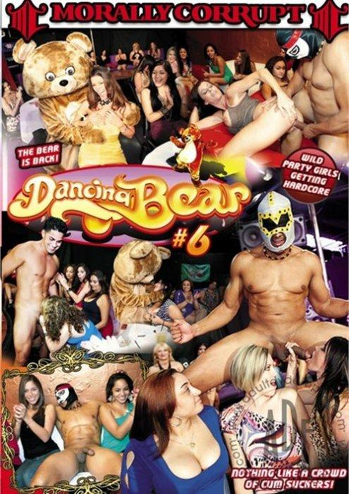 Dancing bear full tube-9662