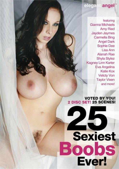 25 Sexiest Boobs Ever!