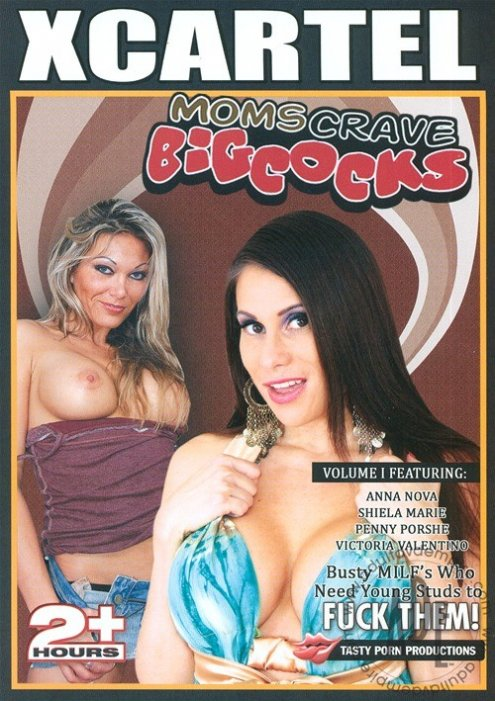 Moms Crave Big Cocks Vol. 1