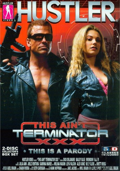 This Ain't Terminator XXX (2D Version)
