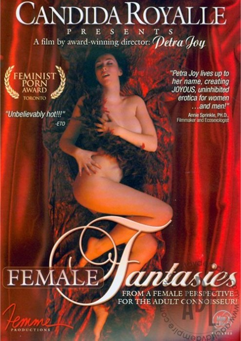 Candida Royalle Presents: Petra Joy's Female Fantasies