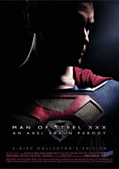 Man Of Steel XXX: An Axel Braun Parody