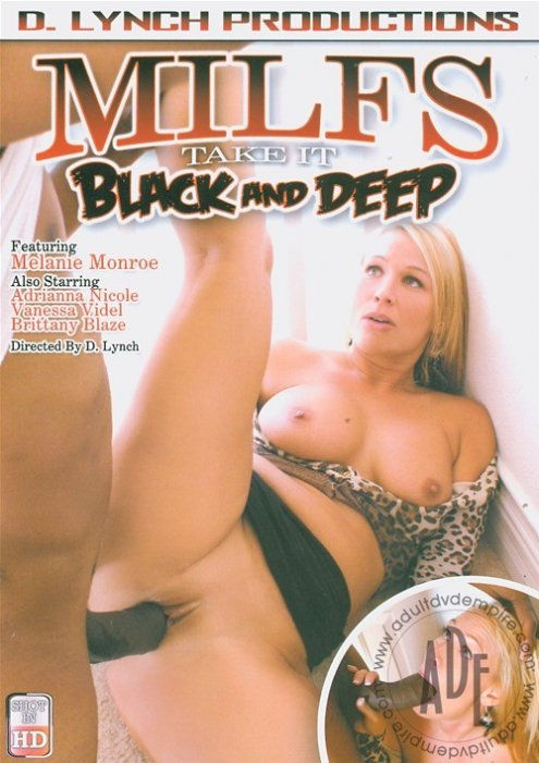 MILFS Take It Black And Deep