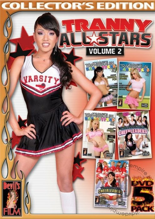 Tranny All Stars 2 (5-Pack)